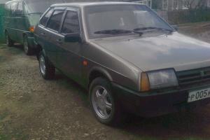 Автомобиль ВАЗ (Lada) 2109, среднее состояние, 2002 года выпуска, цена 90 000 руб., Рославль