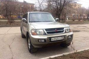 Автомобиль Mitsubishi Montero, хорошее состояние, 2000 года выпуска, цена 500 000 руб., Волгоград