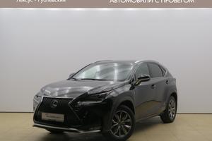 Авто Lexus NX, 2015 года выпуска, цена 2 265 000 руб., Москва