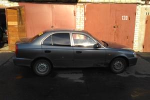 Подержанный автомобиль Hyundai Accent, хорошее состояние, 2004 года выпуска, цена 160 000 руб., Одинцово