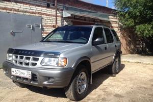 Автомобиль Isuzu Rodeo, отличное состояние, 2001 года выпуска, цена 380 000 руб., Владимир