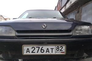 Автомобиль Renault 25, среднее состояние, 1990 года выпуска, цена 75 000 руб., Севастополь