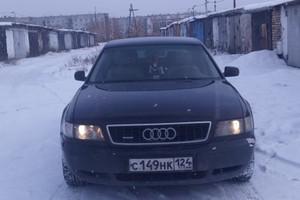 Автомобиль Audi A8, хорошее состояние, 1997 года выпуска, цена 280 000 руб., Красноярск