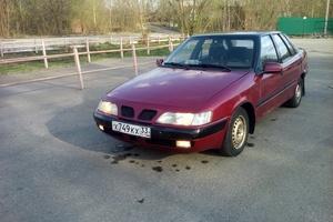 Автомобиль Daewoo Espero, среднее состояние, 1996 года выпуска, цена 60 000 руб., Владимир