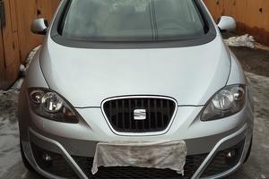 Автомобиль SEAT Altea, хорошее состояние, 2011 года выпуска, цена 450 000 руб., Москва