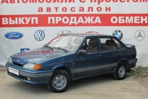 Авто ВАЗ (Lada) 2115, 2005 года выпуска, цена 121 000 руб., Москва