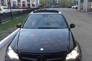 Подержанный автомобиль Mercedes-Benz C-Класс, отличное состояние, 2012 года выпуска, цена 1 100 000 руб., Казань