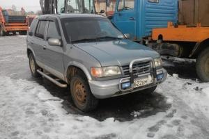 Подержанный автомобиль Kia Sportage, среднее состояние, 1994 года выпуска, цена 81 000 руб., Ногинск