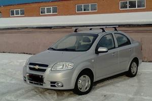 Подержанный автомобиль Chevrolet Aveo, хорошее состояние, 2008 года выпуска, цена 265 000 руб., Челябинская область