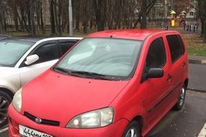 Автомобиль Daihatsu YRV, отличное состояние, 2001 года выпуска, цена 149 000 руб., Москва и область