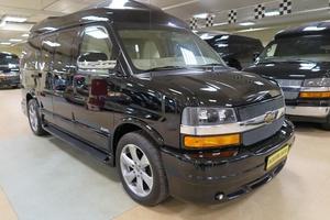 Подержанный автомобиль Chevrolet Express, отличное состояние, 2014 года выпуска, цена 6 490 000 руб., Москва