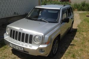 Автомобиль Jeep Patriot, хорошее состояние, 2007 года выпуска, цена 490 000 руб., Ставрополь