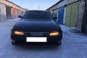 Автомобиль Toyota Mark II, отличное состояние, 1995 года выпуска, цена 340 000 руб., Чита