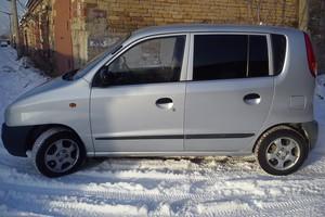 Подержанный автомобиль Hyundai Atos, хорошее состояние, 2001 года выпуска, цена 130 000 руб., Челябинск