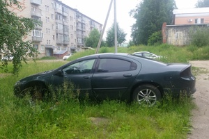 Автомобиль Dodge Intrepid, хорошее состояние, 2000 года выпуска, цена 150 000 руб., Нижневартовск