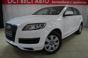 Подержанный автомобиль Audi Q7, отличное состояние, 2011 года выпуска, цена 1 750 000 руб., Москва