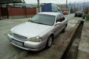 Автомобиль Kia Clarus, хорошее состояние, 2001 года выпуска, цена 180 000 руб., Краснодарский край