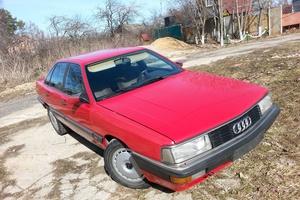 Автомобиль Audi 200, отличное состояние, 1985 года выпуска, цена 100 000 руб., Дмитров