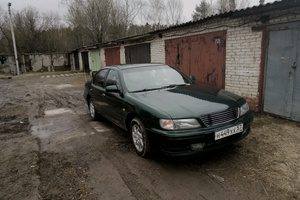Автомобиль Nissan Maxima, среднее состояние, 1997 года выпуска, цена 140 000 руб., Ногинск