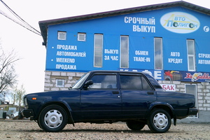 Авто ВАЗ (Lada) 2107, 2011 года выпуска, цена 155 000 руб., Ярославль