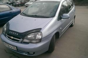 Автомобиль Chevrolet Rezzo, отличное состояние, 2008 года выпуска, цена 275 000 руб., Воронеж