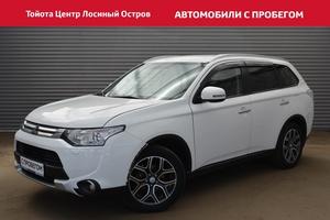 Авто Mitsubishi Outlander, 2014 года выпуска, цена 1 089 000 руб., Москва