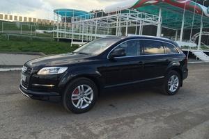Подержанный автомобиль Audi Q7, хорошее состояние, 2008 года выпуска, цена 1 000 000 руб., Альметьевск