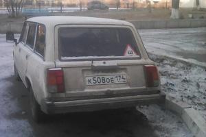 Автомобиль ВАЗ (Lada) 2104, среднее состояние, 1997 года выпуска, цена 20 000 руб., Челябинск