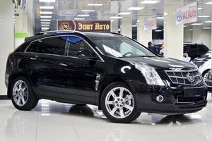 Авто Cadillac SRX, 2011 года выпуска, цена 933 333 руб., Москва