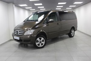Авто Mercedes-Benz Viano, 2012 года выпуска, цена 1 669 800 руб., Москва