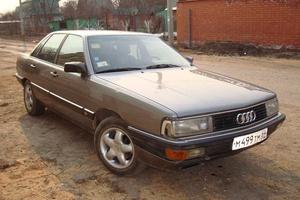 Подержанный автомобиль Audi 200, хорошее состояние, 1987 года выпуска, цена 130 000 руб., Саратов