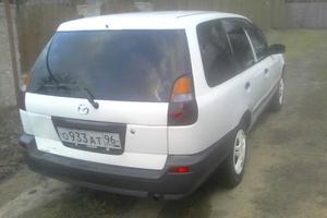 Автомобиль Nissan Wingroad, среднее состояние, 1998 года выпуска, цена 120 000 руб., Екатеринбург