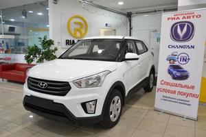 Авто Hyundai Creta, 2016 года выпуска, цена 1 040 000 руб., Москва