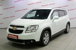 Авто Chevrolet Orlando, 2013 года выпуска, цена 615 000 руб., Москва