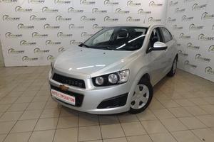 Авто Chevrolet Aveo, 2013 года выпуска, цена 390 000 руб., Санкт-Петербург