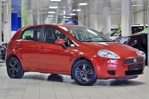 Авто Fiat Punto, 2009 года выпуска, цена 311 111 руб., Москва