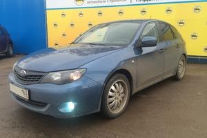 Авто Subaru Impreza, 2008 года выпуска, цена 460 000 руб., Самара