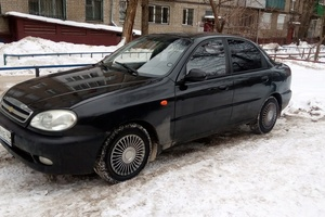 Автомобиль Chevrolet Lanos, хорошее состояние, 2006 года выпуска, цена 125 000 руб., Воронеж