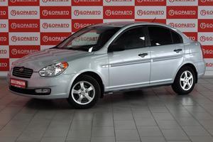 Авто Hyundai Verna, 2008 года выпуска, цена 200 000 руб., Борисоглебск
