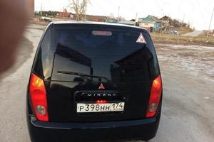 Автомобиль Mitsubishi Dingo, отличное состояние, 1999 года выпуска, цена 130 000 руб., Челябинская область
