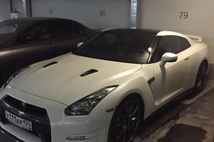 Автомобиль Nissan GT-R, отличное состояние, 2013 года выпуска, цена 4 500 000 руб., Челябинск