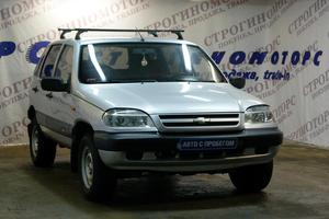 Авто Chevrolet Niva, 2009 года выпуска, цена 279 000 руб., Москва