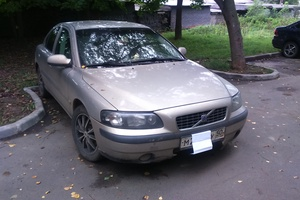 Подержанный автомобиль Volvo S60, хорошее состояние, 2002 года выпуска, цена 260 000 руб., Коломна