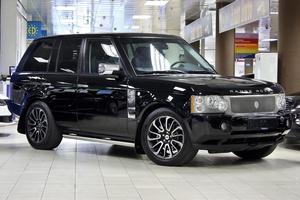 Авто Land Rover Range Rover, 2008 года выпуска, цена 919 999 руб., Москва