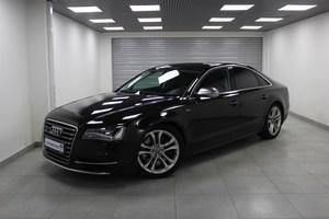 Подержанный автомобиль Audi S8, отличное состояние, 2012 года выпуска, цена 3 522 100 руб., Москва