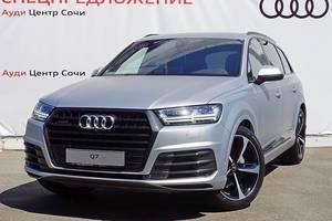 Новый автомобиль Audi Q7, 2016 года выпуска, цена 5 439 000 руб., Сочи