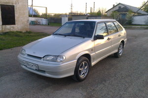 Автомобиль ВАЗ (Lada) 2114, хорошее состояние, 2004 года выпуска, цена 83 000 руб., Азнакаево