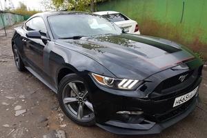 Автомобиль Ford Mustang, отличное состояние, 2015 года выпуска, цена 2 590 000 руб., Москва