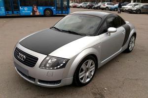 Автомобиль Audi TT, хорошее состояние, 2003 года выпуска, цена 490 000 руб., Москва