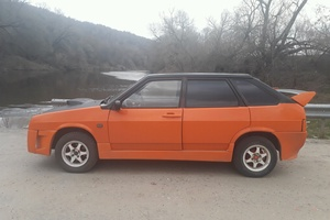 Подержанный автомобиль ВАЗ (Lada) 2109, хорошее состояние, 1999 года выпуска, цена 100 000 руб., Московская область